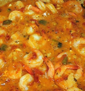Shrimp Etouffe Recipe