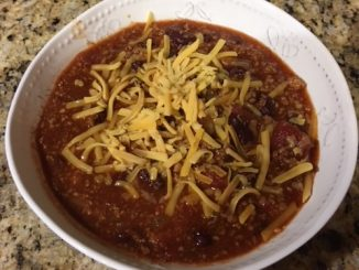 turkey chili with beans recipe