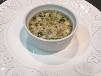 Polish Mushroom Soup Recipe
