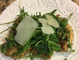 Lemon Parmesan Chicken Recipe