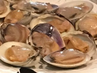 grilled clams recipe