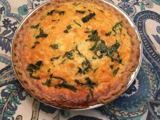 Shrimp and Crab Quiche Recipe