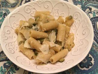 Creamy Zucchini Rigatoni Recipe