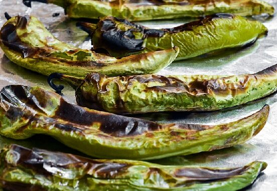Oven Roasted Hatch Chile Recipe