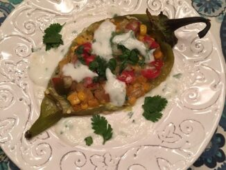 Stuffed Hatch Chile Recipe