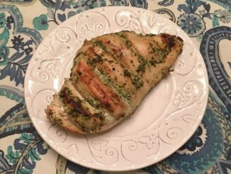 Grilled Hatch Chile Chicken Recipe