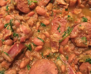 Slow Cooker Drunken Beans Recipe