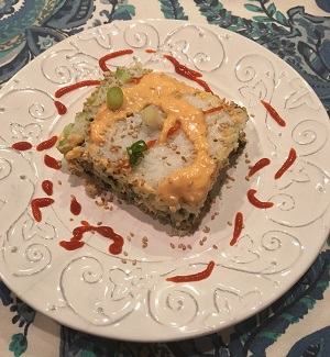 Crab Sushi Bake Recipe